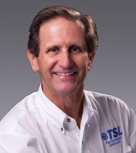 Andy Corbin, President of TSL